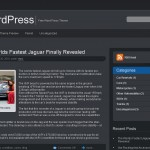 Jarrah -  Free Wordpress theme