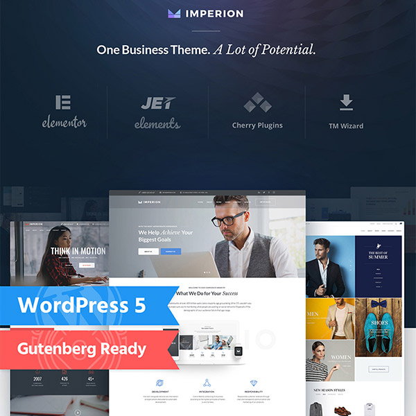10 Business WordPress Themes to Strengthen Your Online Presence